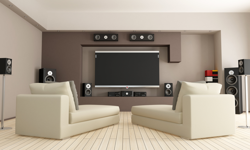 Who has home theater systems in west palm beach?