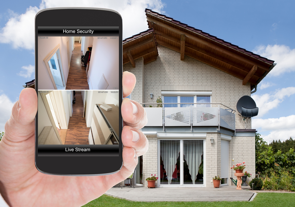 What is home control in west palm beach?