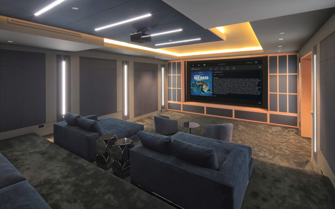 5 Benefits of Having A Home Theater Installation