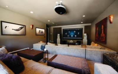 Home Theaters and Multi-Functional Media Rooms