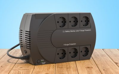 Preserving Your Gear with a UPS and Surge Protection Devices