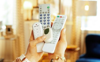 4 Benefits of a Smart Home Remote