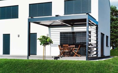 Adding Comfort to Outdoor Spaces with Motorized Shades